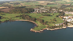 Video production Scotland - aerial photography, Fife